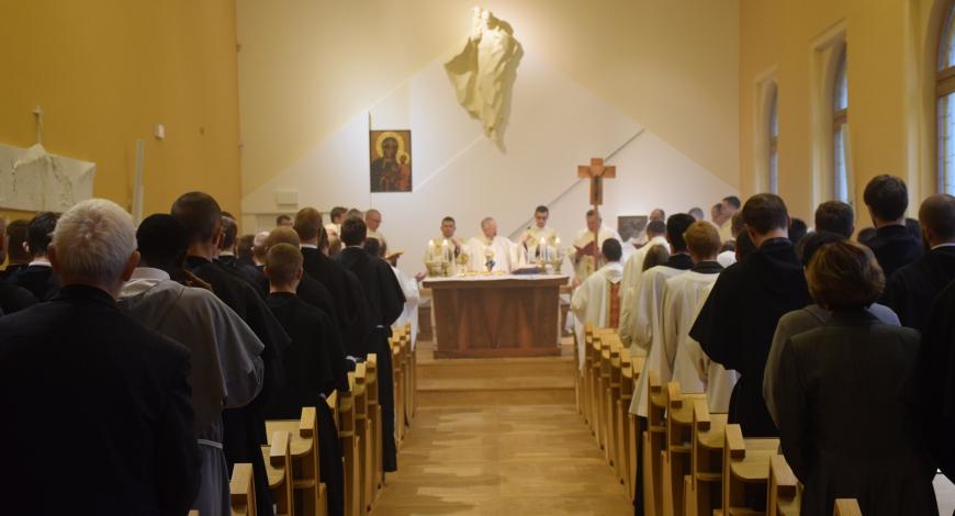 Święto w Seminarium