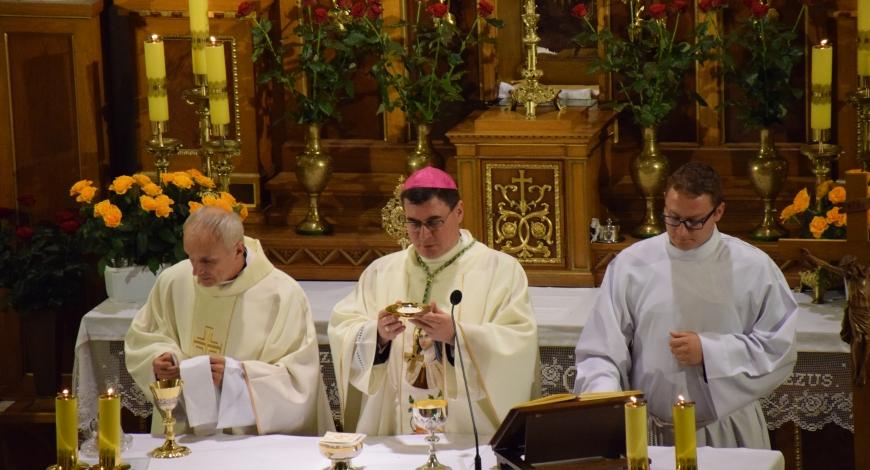 Msza św. w Karmelu