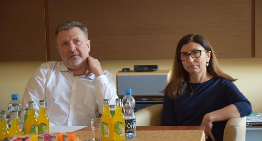 Inauguracja koła εἰς κοινωνίαν i spotkanie z diakonem Marcinem i Moniką Gajda