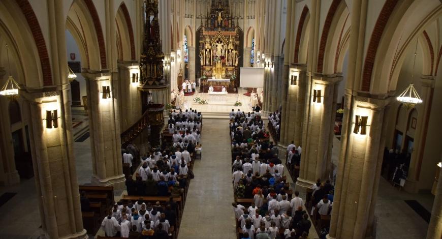 Dzień Jedności Służby Liturgicznej Ołtarza