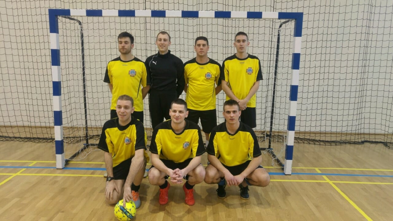 Stanęliśmy na podium w turnieju piłkarskim w Kielcach!