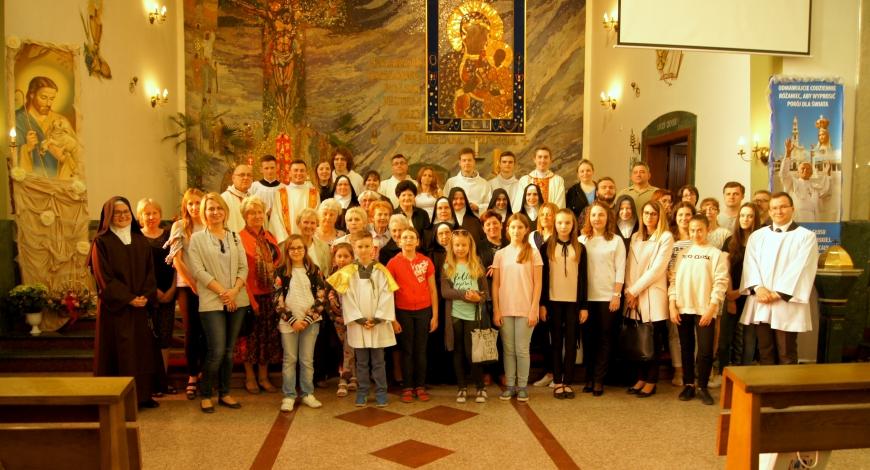 Sztafeta powołaniowa zawitała do Ksawerowa