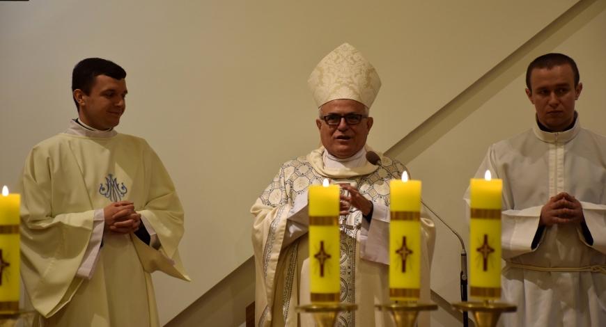 Spotkanie z biskupem Kordoby