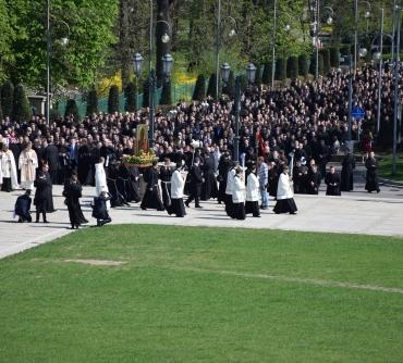 V Ogólnopolska Pielgrzymka Seminariów Duchownych na Jasną Górę