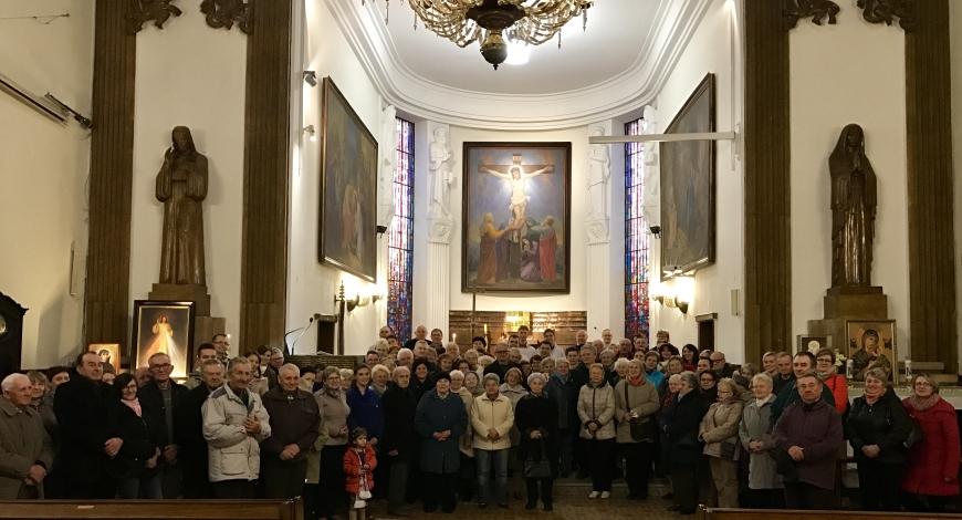Parafia pw. Opatrzności Bożej: sztafeta powołaniowa