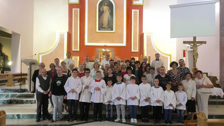 Od Miłosierdzia rozpoczęła się modlitwa o powołania w Piotrkowie