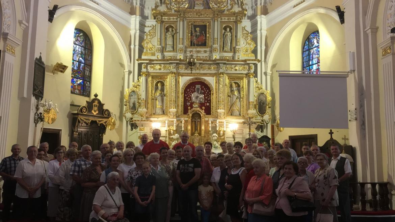 Sztafeta Powołaniowa zawitała do Poddębic