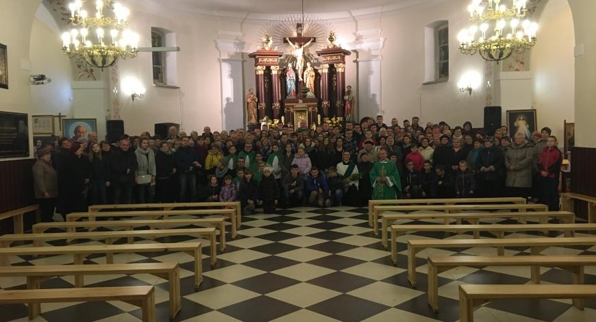 W Moszczenicy odbyła się obfita uczta!