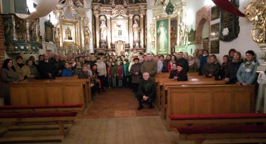 Sztafeta w Strońsku